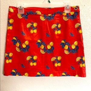 3for$20 Forever21 Lemon Detail Mini Skirt